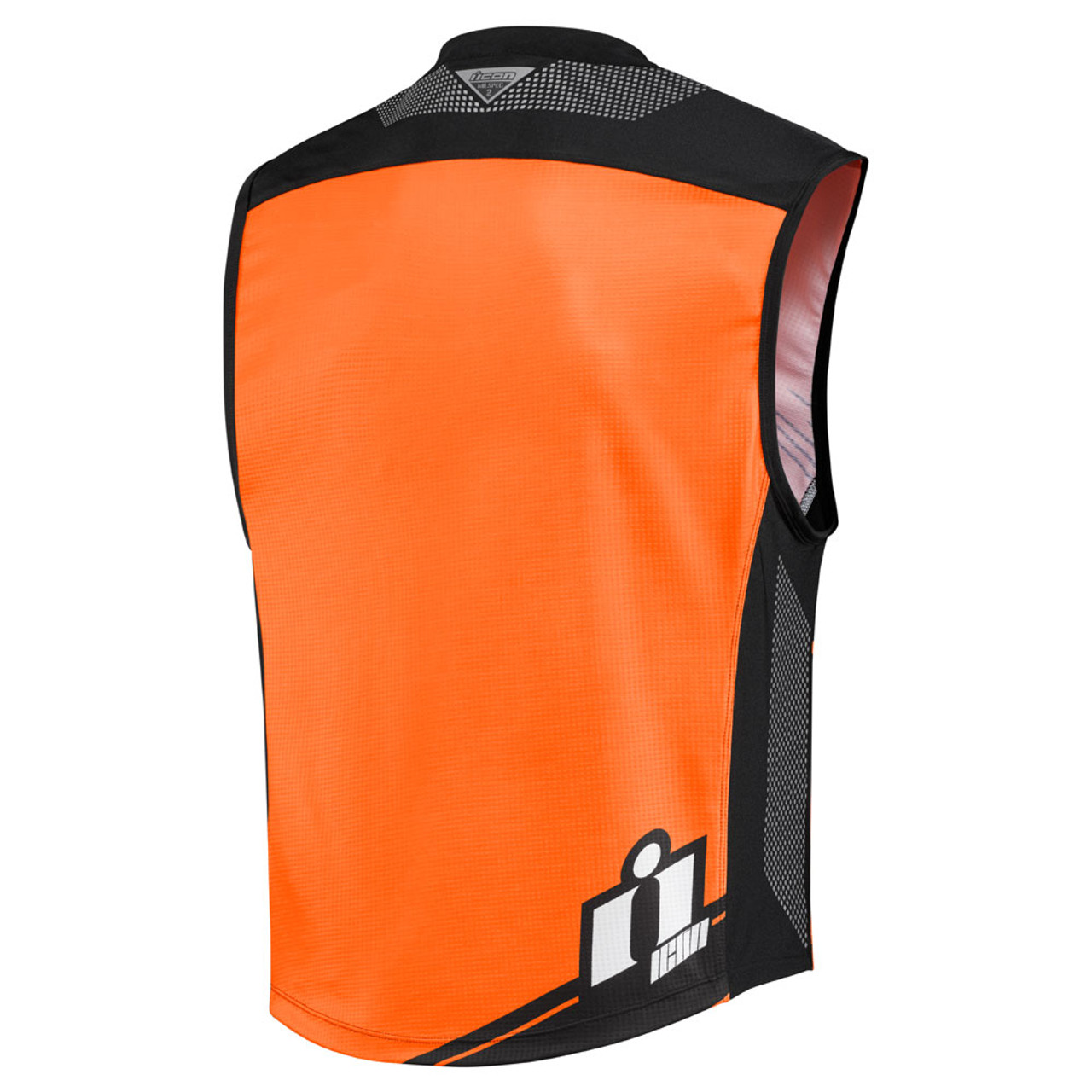 ed361b6f9859 Icon Mil-Spec 2 Vest - Hi-Viz Orange - Get Lowered Cycles