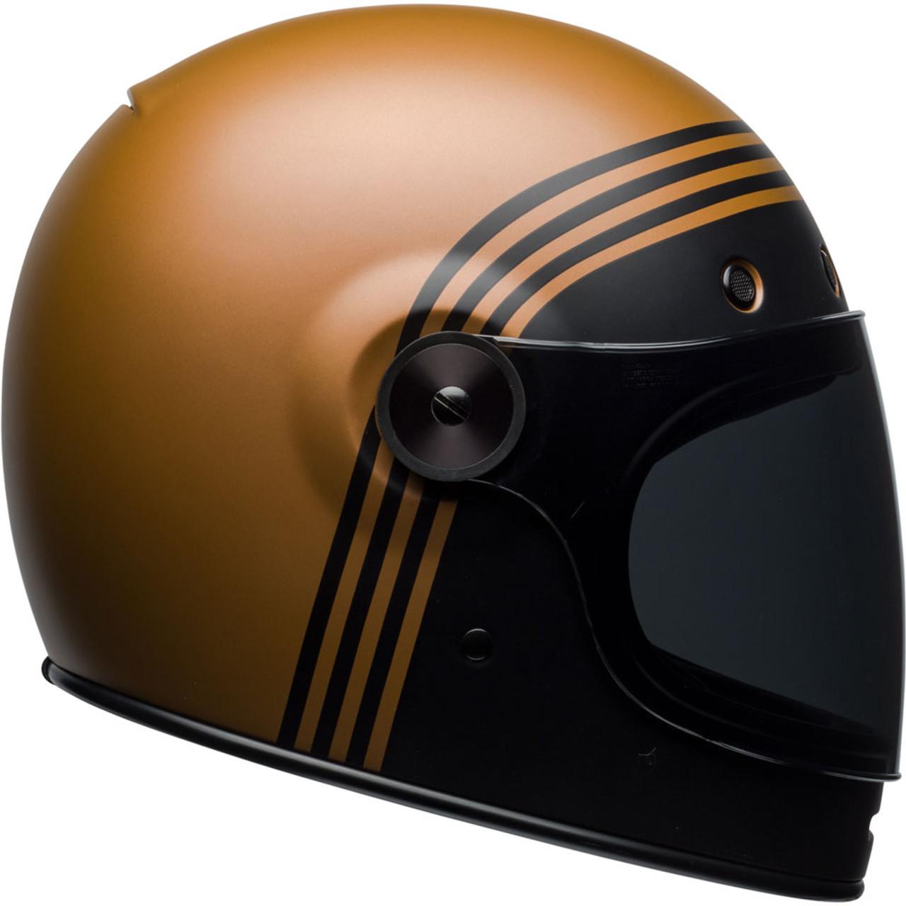 Bell Bullitt Matte Black/Copper Forge Helmet