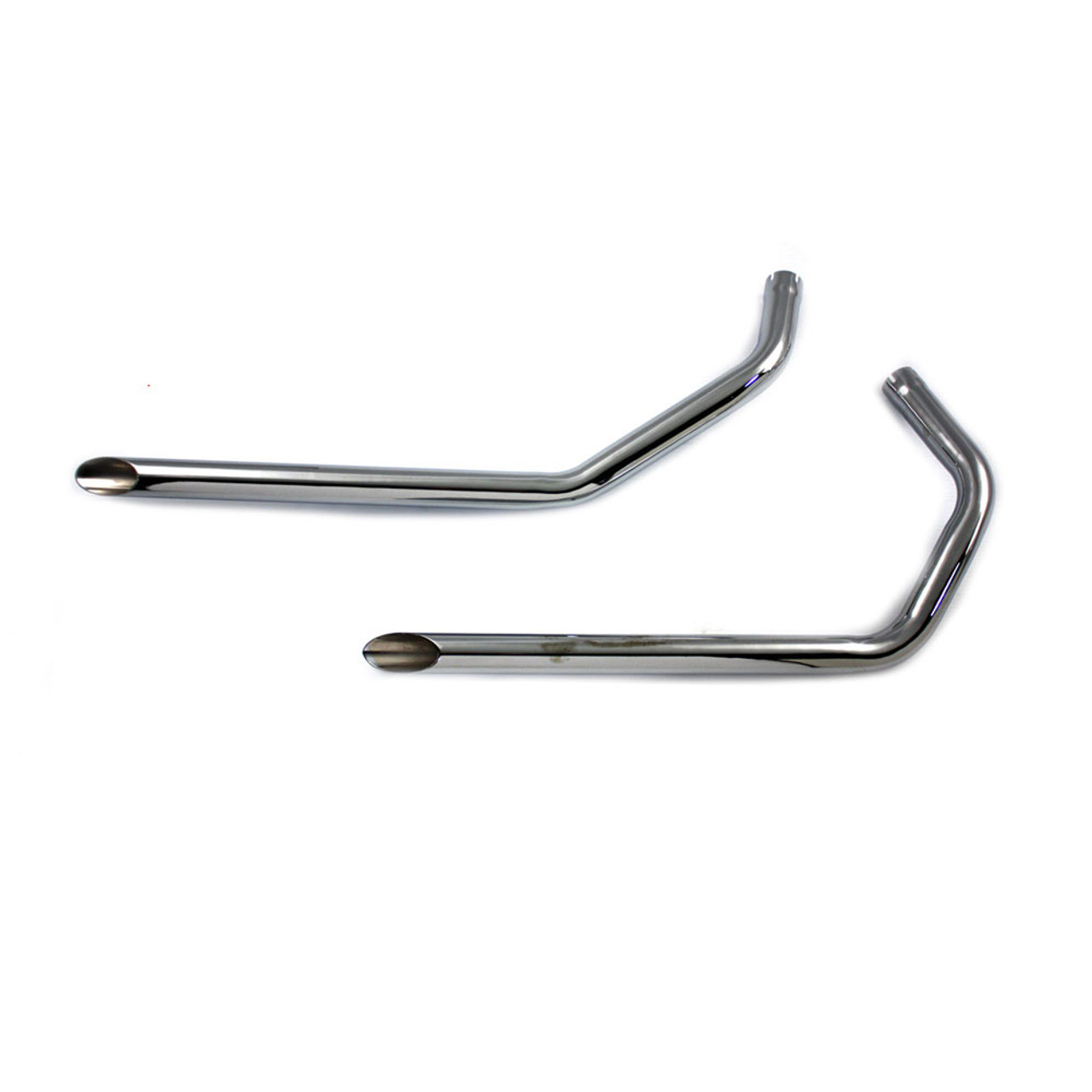 """1-3//4/"""" Drag Pipes Ultima Drag Pipes Harley Ironhead Sportster Exhaust 1957-85*"""