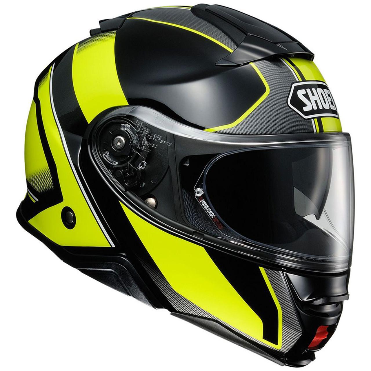 757b4642 Shoei Neotec 2 Modular Motorcycle Helmet - Excursion TC-3 - Get ...
