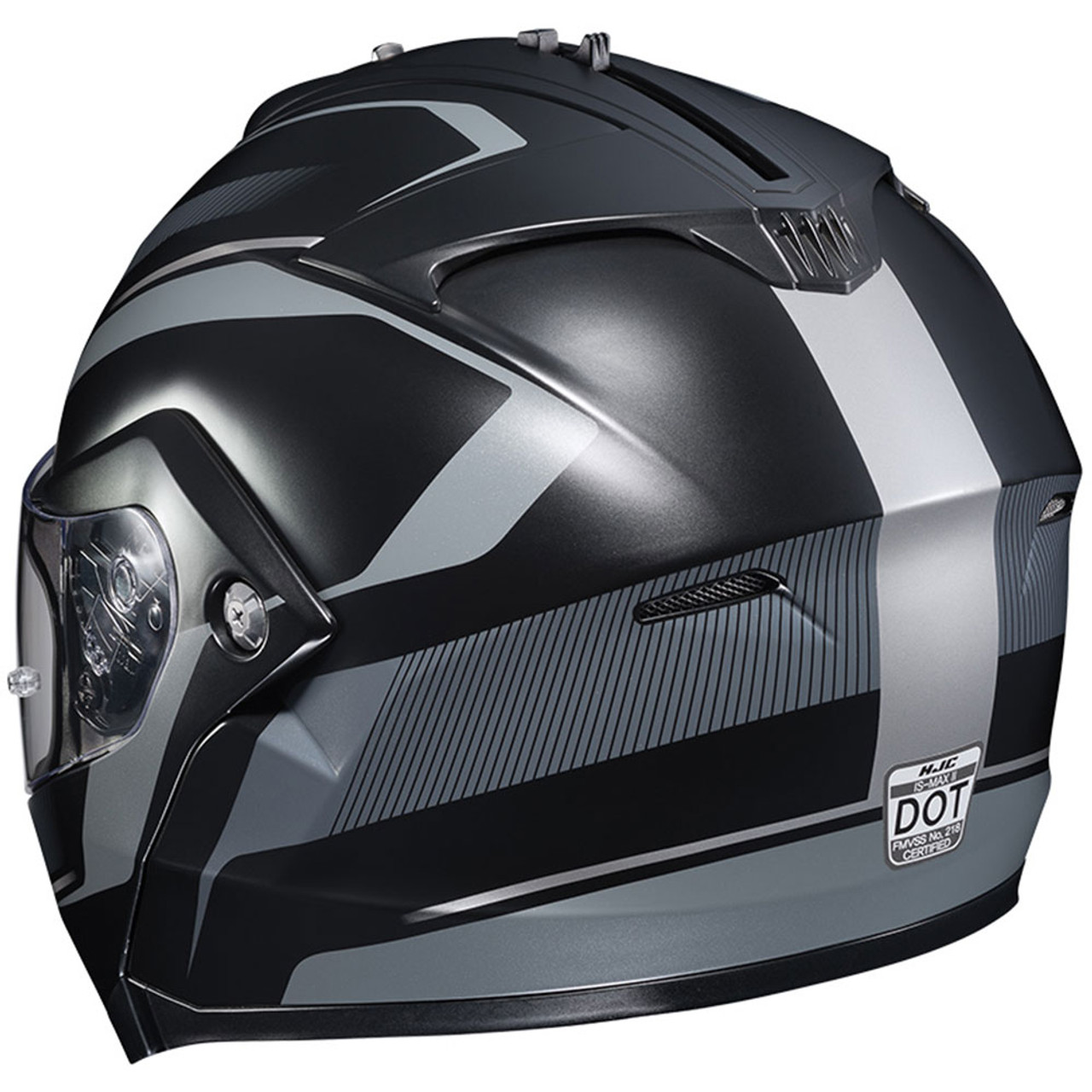 bf72bff283421 HJC IS-Max 2 Style Modular Motorcycle Helmet - MC-5F - Get Lowered ...
