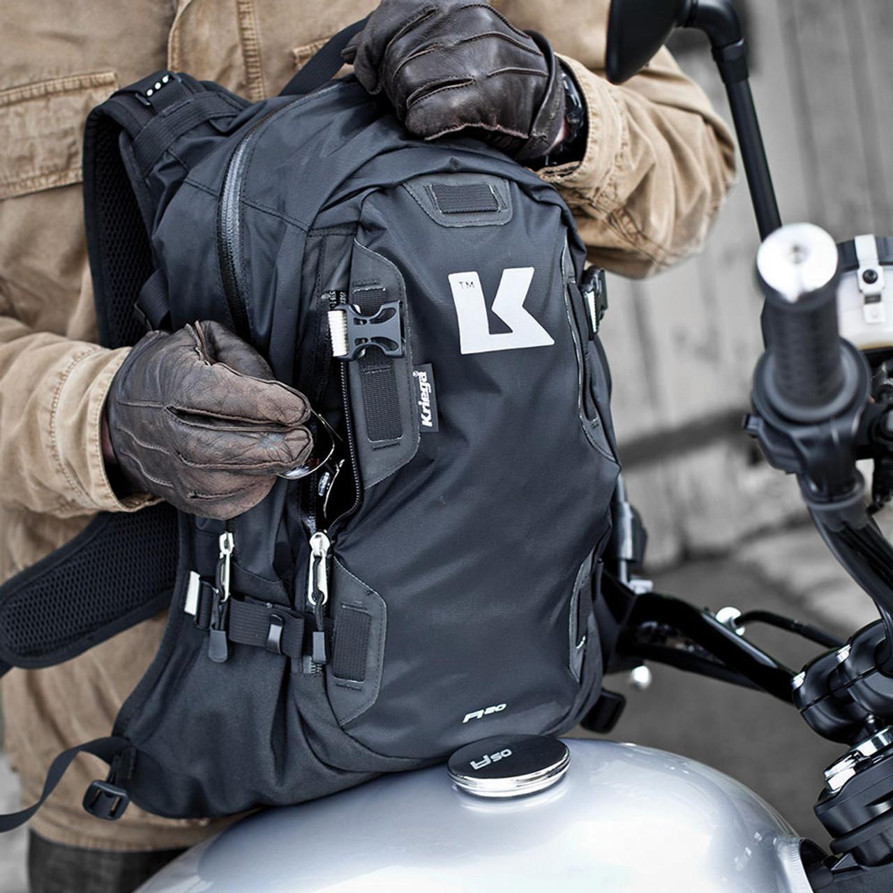 kriega kru20 motorrad rucksack r20