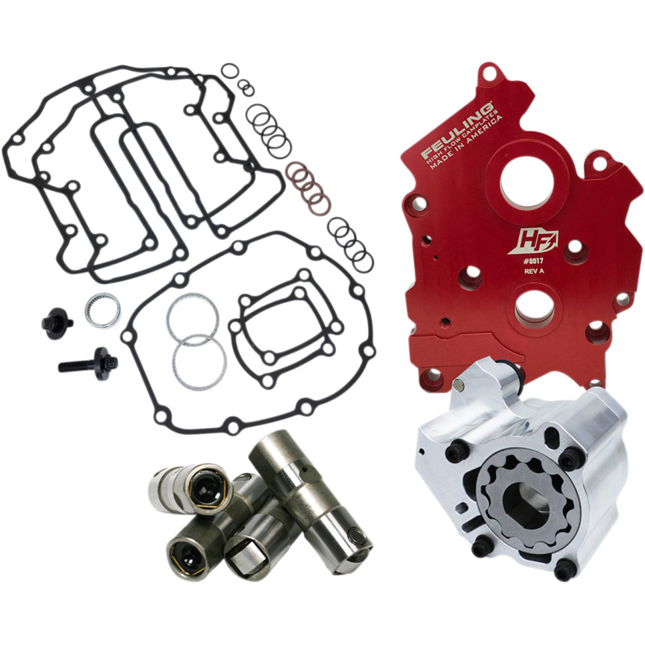 Feuling HP+ Series Oil System Kit for Harley Milwaukee 8