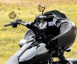 Kraus T-Bar & Gauge Relocation - Harley Road Glide