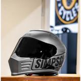 Simpson Ghost Bandit Logo Helmet Limited Edition