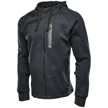 Speed and Strength Run With The Bulls Armored Hoody - Black