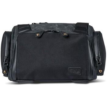 Roland Sands Design GTFO Bar Bag - Black