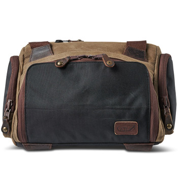 Roland Sands Design GTFO Bar Bag - Ranger/Black