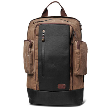 Roland Sands Design GTFO Back Pack - Ranger/Black