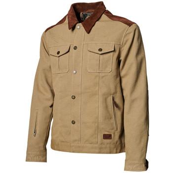Roland Sands Waylon Textile Jacket - Khaki
