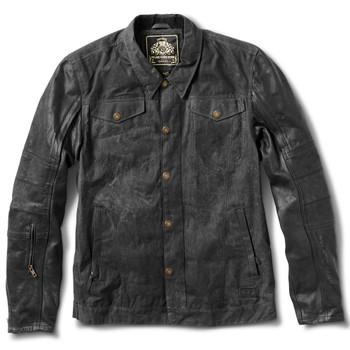 Roland Sands Johnny Textile Jacket - Black