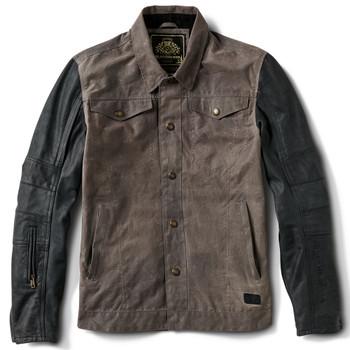 Roland Sands Johnny Textile Jacket - Charcoal/Black
