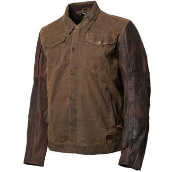 Roland Sands Johnny Textile Jacket - Ranger Brown