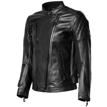 Roland Sands Clash RS Signature Leather Jacket - Black