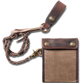 Roland Sands Lynwood Wallet - Ranger Brown