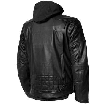 Roland Sands Jagger Leather Jacket - Black
