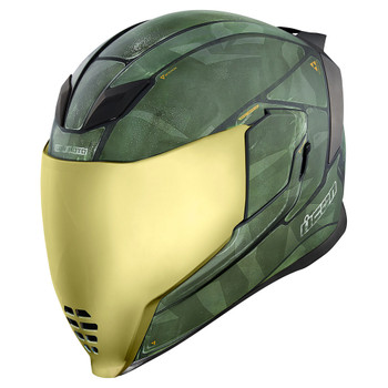 Icon Airflite Helmet - Battlescar 2