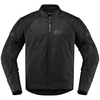 Icon AutoMag2 Stealth Black Jacket