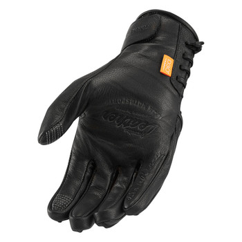 Icon 1000 Baserunner Gloves - Black