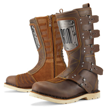 Icon 1000 Elsinore HP Boots - Brown