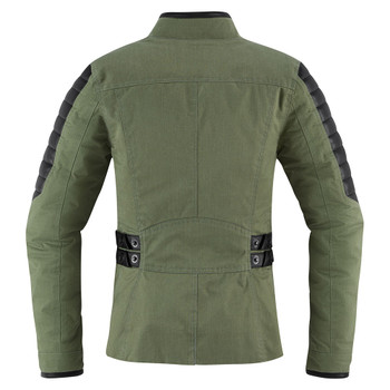 Icon 1000 MH1000 Women's Jacket - Green