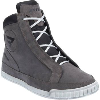 Bates Taser Leather Boots - Grey