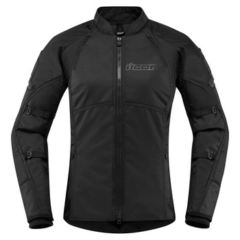 Icon AutoMag 2 Women's Jacket - Stealth