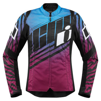 Icon Overlord SB2 Wild Child Women's Jacket - Purple