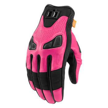 Icon Automag Women's Gloves - Pink