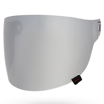Bell Riot Flat Face Shield - Clear
