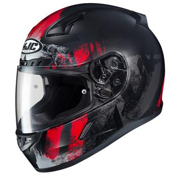 HJC CL-17 Arica Helmet - Black/Red