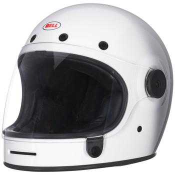 Bell Bullitt Gloss White Helmet