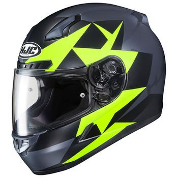 HJC CL-17 Ragua Helmet - Hi Viz