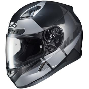 HJC CL-17 Boost Helmet - Matte Black/Silver