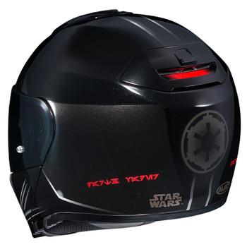 HJC RPHA 90 Darth Vader Modular Helmet