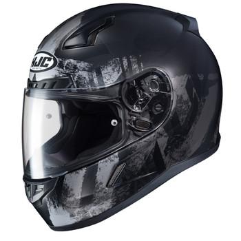 HJC CL-17 Arica Helmet - Black/Grey