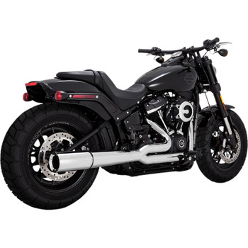 Vance & Hines Pro Pipe 2-into-1 Exhaust for 2018-2020 Harley Softail - Chrome
