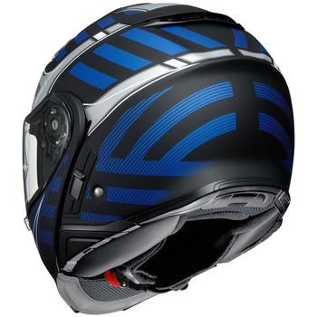 Shoei Neotec 2 Splicer Modular Helmet - Blue/Silver