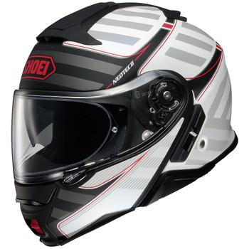 Shoei Neotec 2 Splicer Modular Helmet - Black/White