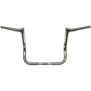 "Magnum 1-1/4"" Viking Handlebars for 1996-2018 Harley Touring - Chrome"