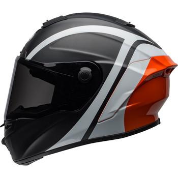 Bell Star MIPS DLX Tantrum Matte/Gloss Black/White/Orange Helmet