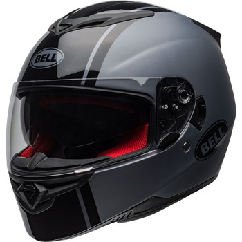 Bell RS-2 Rally Matte/Gloss Black/Titanium Helmet