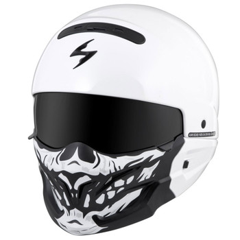 Scorpion Cover Skull Face Mask