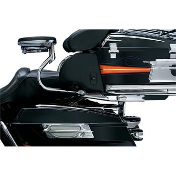Kuryakyn Quick Detach Passenger Armrests for 1998-2013 Harley Touring