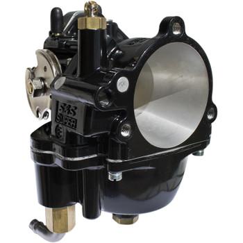 S&S Super E Carburetor for Harley - Black