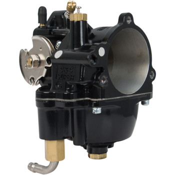 S&S Super G Carburetor for Harley - Black