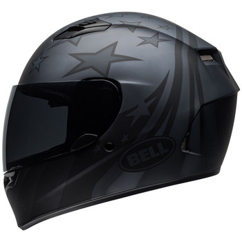 Bell Qualifier Honor Matte Titanium/Black Helmet