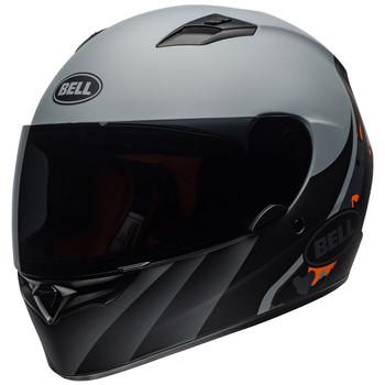 Bell Qualifier Integrity Matte Grey/Orange Camo Helmet