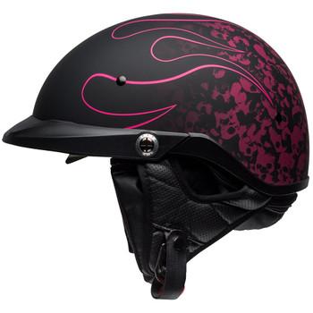 Bell Pit Boss Catacomb Matte Pink Pink Helmet