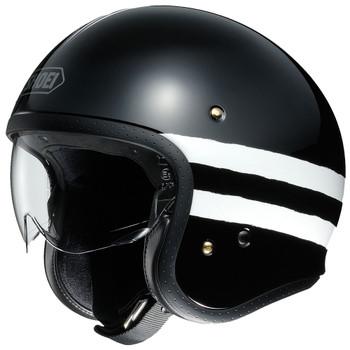 Shoei J.O Helmet - Sequel Black
